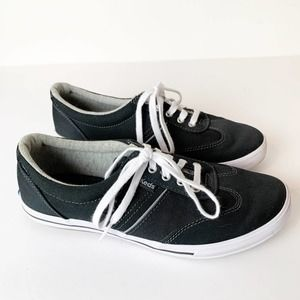 Keds Champion Canvas Lace Up Sneaker Size 6.5